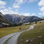 Abfahrt Döss Radond Richtung Val Mora