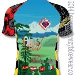 Alpencross Trikot